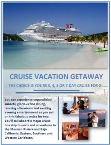 Cruise Prize