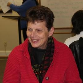 ETS Mentor Eileen Kessler